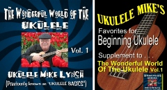 Ukulele Mike launches Wonderful World DVD combo