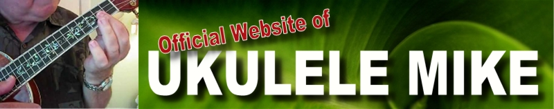 UKULELE MIKE official site